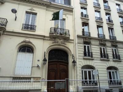 Pakistan Embassy in Paris