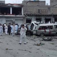 Parachinar, Eidgah Market Blast