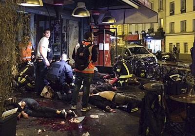 Paris Blast