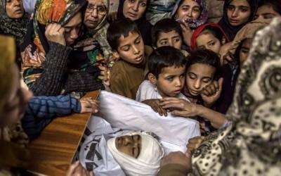 Peshawar Incident Shaheed