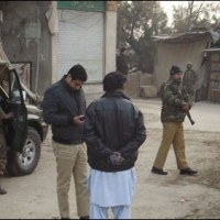 Peshawar Police Operation