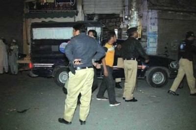 Police Operation In Sheikhupura