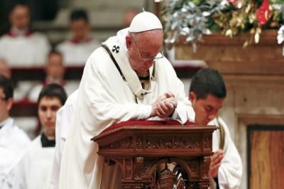 Pope Francis Speech