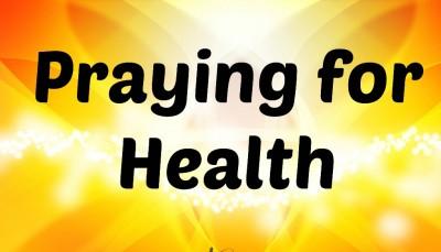 Praying For Health