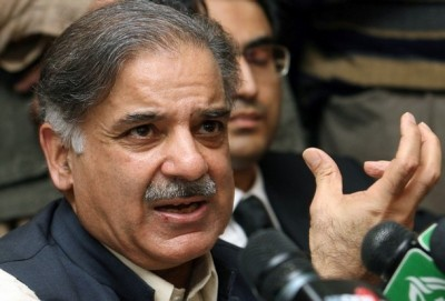 Punjab Chief Minister Mohammad Shahbaz