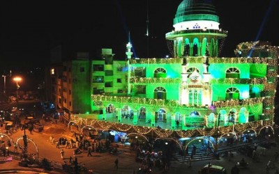 Rabiul Awwal, Kharian, Procession