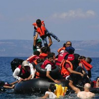 Refugees Boat Accident