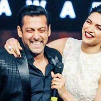 Salman Khan And Deepika