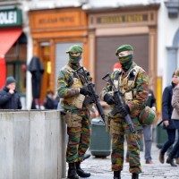 Security Forces Brussels
