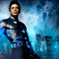 Shah Rukh Khan In Ra. One
