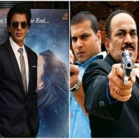 Shah Rukh,TV Series, CID