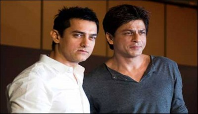Shahrukh And Amir