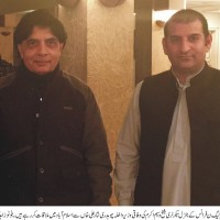 Sheikh Akram and Ch Nisar Ali Khan