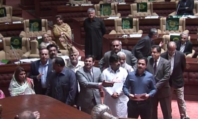 Sindh Assembly Meeting