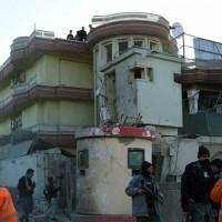 Spain Embassy Attack