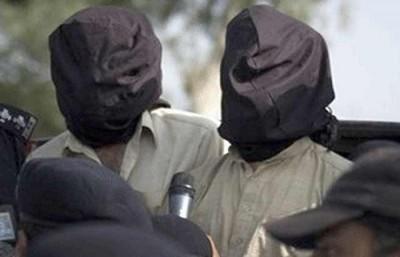 Terrorists Arrest