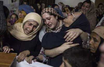 Tragedy of Peshawar Victims