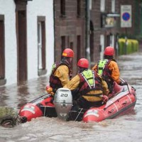 United Kingdom Flood