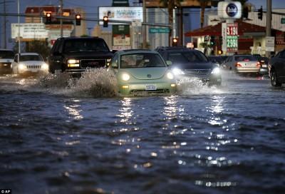 United States Rain
