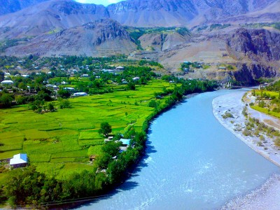 View of Chitral