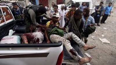 Yemen Clashes People killed