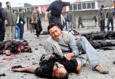 killing Muslims