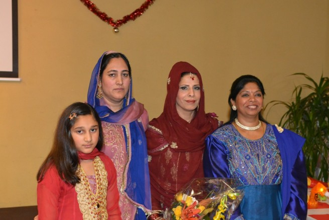 25th Marriage Anniversaryin Basel