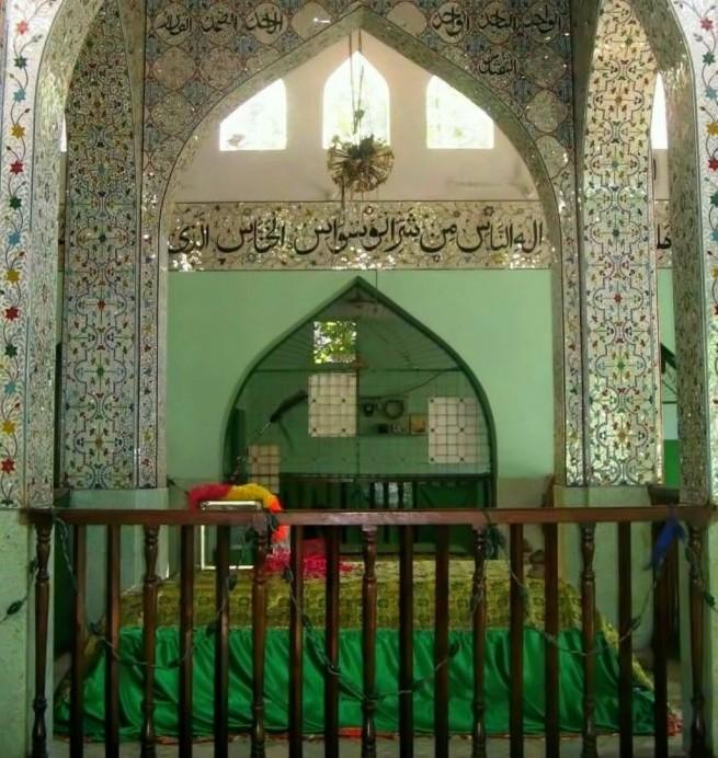 Hazrat Fazl Ahmad Naqshbandi Peshawari.