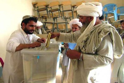 Afghanistan Parliamentary Elections