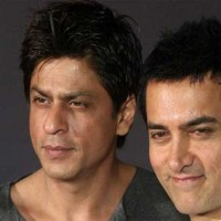 Amir and Shahrukh Khan