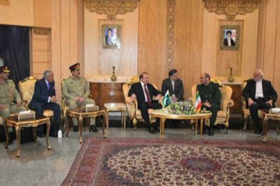 Army Chief,Iranian Defense Minister,Meetings