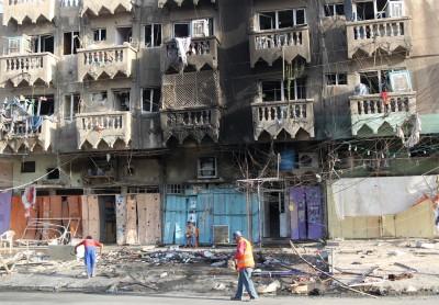 Baghdad Terrorism