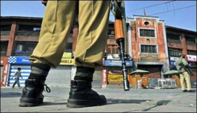 Black Day in Kashmir