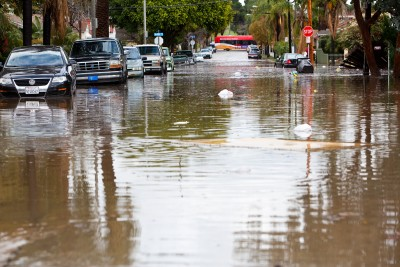 California Flood
