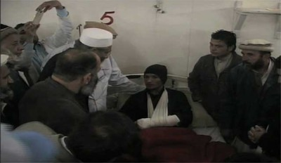 Charsadda Injured Visited
