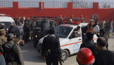 Charsadda University Attack