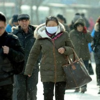 China Cold Wave