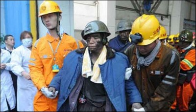 China Miners Rescue