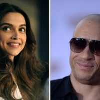 Deepika Padukone and One Diesel