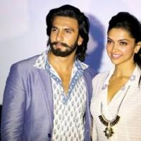 Depika and Ranveer Singh