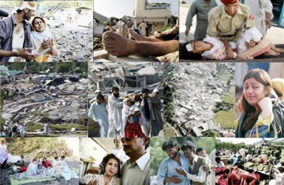 Earthquake Victims