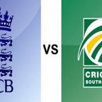 England and South Africa