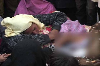 Faisalabad Child Died