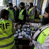 Falah Insaniat Foundation Workers