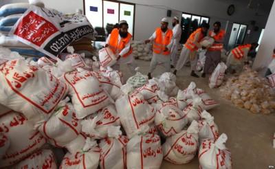 Falah-e Insaniat Foundation,Relief Operation