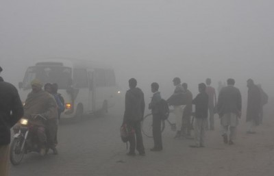 Fog is Rising In Pakistan