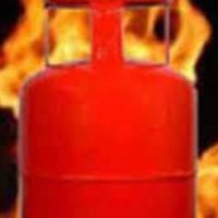 Gas Cylinders Explosive