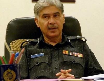 Ghulam Haidar Jamali