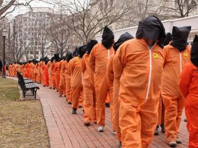 Guantanamo Jail Prisoner
