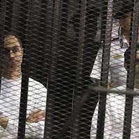 Hosni Mubarak Sons Sentences